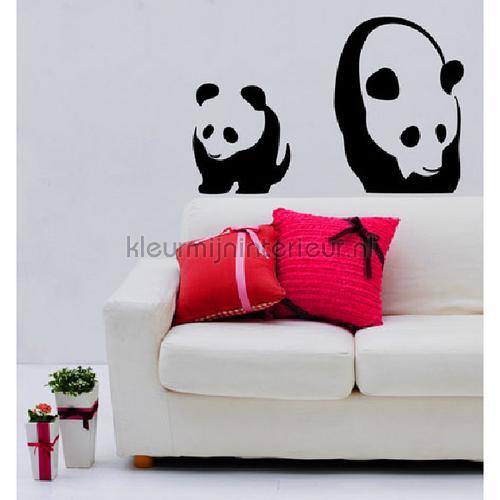 Panda decoration stickers DP-098 Coart Wall Sticker