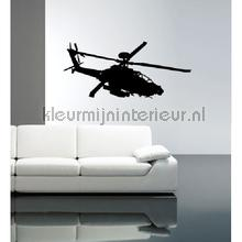 Helicopter decoration stickers Coart teenager