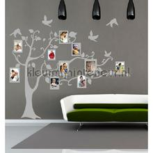 Lovely Family 1 grijs decoration stickers Coart Coart Wall Sticker DP-801-111