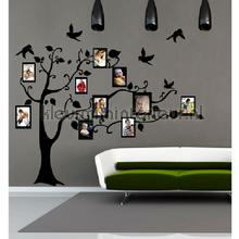 Lovely Family 1 zwart decoration stickers Coart Coart Wall Sticker DP-801-114