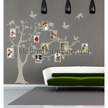 Lovely Family 1 bruingrijs decoration stickers Coart Coart Wall Sticker DP-801-131