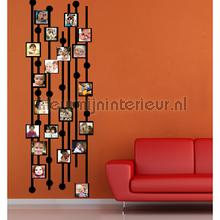 Foto blok wallstickers Coart interiør