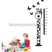 Height zwart decoration stickers Coart Coart Wall Sticker DP-821-114