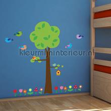 Boom Muursticker Kinderen wallstickers Imagicom vindue stickers