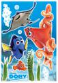 Dory and Friends interieurstickers Komar jongens