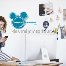 Disney its kind of fun interieurstickers Komar meisjes