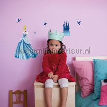Disney princess dream decoration stickers Komar Sticker top 15