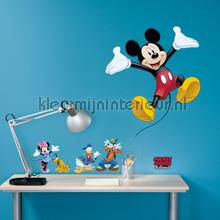 Mickey and friends interieurstickers Komar meisjes