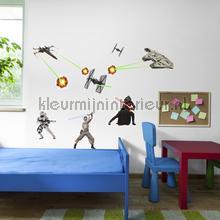 Star wars ep7 decorative selbstkleber Komar Selbstkleber top 15