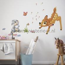 Bambi wallstickers Komar Sticker top 15