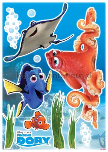 Stickers Kinderkamer Disney.Dory And Friends 14051h Decoration Stickers Disney Edition 3 Komar