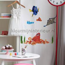 Dory and friends decoration stickers Komar Sticker top 15