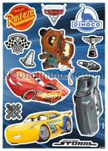 Cars 3 decoration stickers Komar teenager