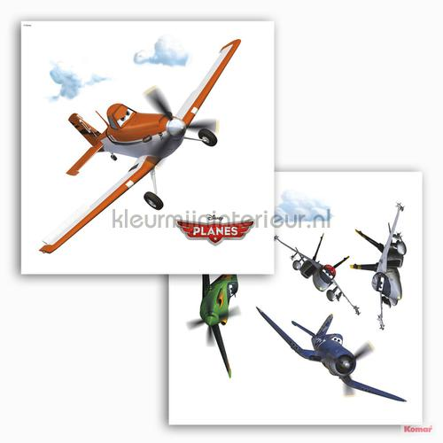 planes fotomurais 16401 Disney Edition 3 Komar