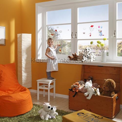 winnie pooh decoration stickers 16403 window stickers Komar