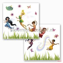 Fairies interieurstickers Komar raamstickers
