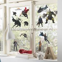 Avengers wallstickers Komar Sticker top 15