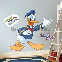 Donald Duck grote muursticker interieurstickers RoomMates jongens