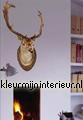 Deer gewei decoration stickers Kleurmijninterieur teenager