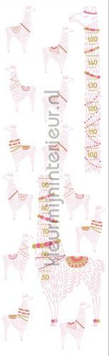 no prob lama decorative selbstkleber gpr101004411 mädchen Caselio