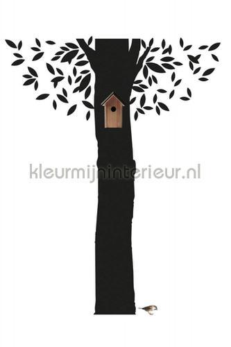 Schoolbordsticker chalkboard tree stickers mureaux ch-30 Bébé - Enfant Kek Amsterdam