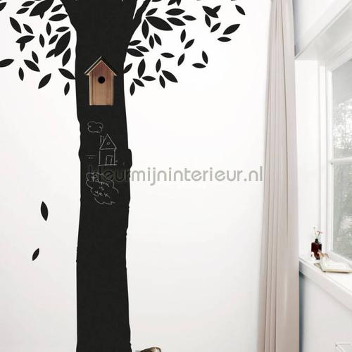 Schoolbordsticker chalkboard tree wallstickers ch-30 Kek Amsterdam