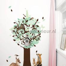 decoration stickers flowers nature