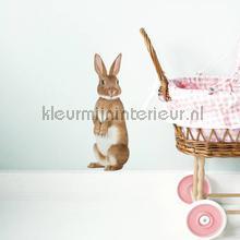 Konijn interieurstickers Kek Amsterdam dieren