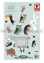 Fiep westendorp animals interieurstickers Kek Amsterdam Baby Peuter