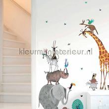 Fiep westendorp animals xl interieurstickers Kek Amsterdam Baby Peuter