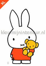 nijntje little bear wallstickers Kek Amsterdam Muurstickers ms-729