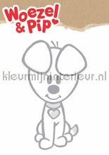 pip xl wallstickers Kek Amsterdam Muurstickers ms-732