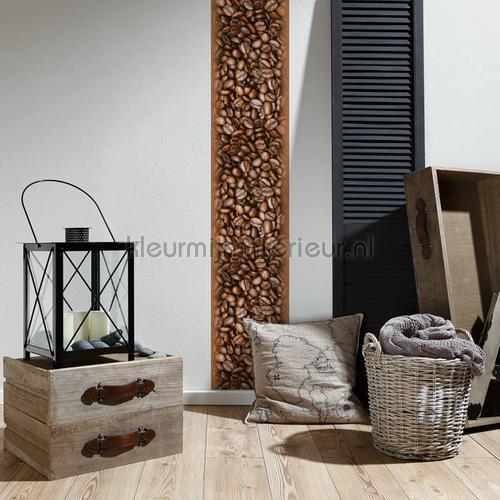 Koffiebonen  XL sticker interieurstickers 300731 abstract modern AS Creation