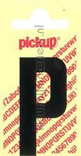 Letter P Nobel decorative selbstkleber Pick-up alle bilder