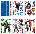 Avengers sticker-set interieurstickers Walltastic jongens