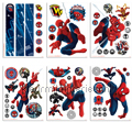 Ultimate Spiderman sticker-set interieurstickers Walltastic jongens