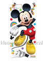 Mickey Mouse interieurstickers 44326 Baby - Peuter Walltastic