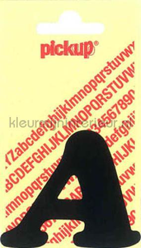 letter a cooper black decorative selbstkleber a-zwart zahlen und buchstaben Pick-up