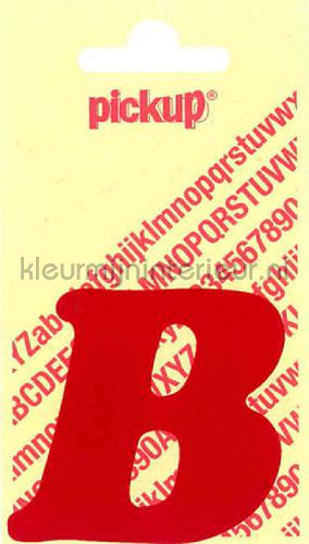 letter b cooper black decorative selbstkleber b-rood zahlen und buchstaben Pick-up