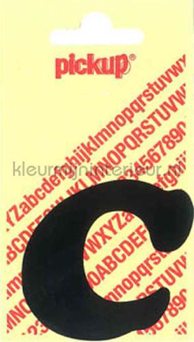 letter c cooper black decorative selbstkleber c-zwart zahlen und buchstaben Pick-up