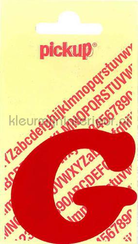 letter g cooper black decorative selbstkleber g-rood zahlen und buchstaben Pick-up