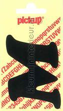 Letter m cooper black decorative selbstkleber Pick-up alle bilder
