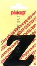 Letter Z cooper black decorative selbstkleber Pick-up alle bilder