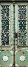 Paris doors wallstickers AS Creation vindue stickers