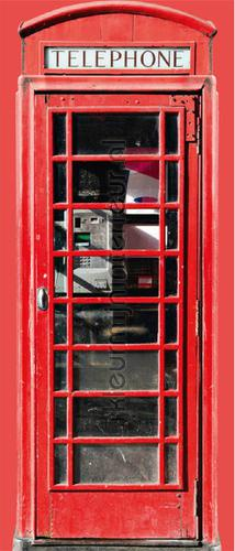 Telephone wallstickers 020019 door stickers AS Creation