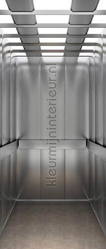 elevator wallstickers 473721 door stickers AS Creation