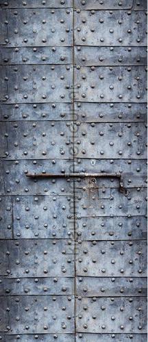 stalen deur interieurstickers 473723 abstract modern AS Creation