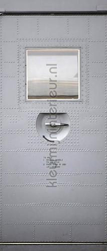 vliegtuig deur wallstickers 473726 abstrakte moderne AS Creation