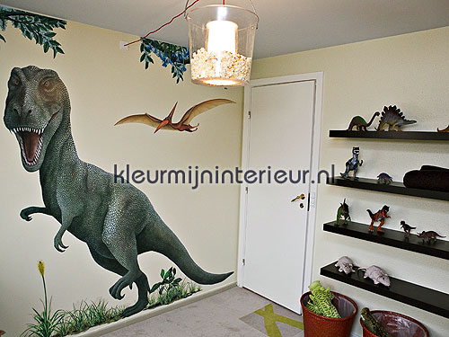 T-Rex large adesivi murali sale wall stickers Walls of the Wild