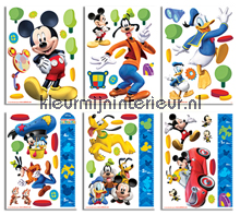 interieurstickers Disney - Pixar - Marvel